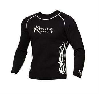 Kutting Weight Kutting Weight Sweat Training Shirt